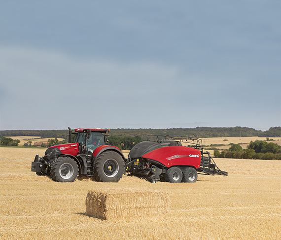 Case IH Loaders & Implements