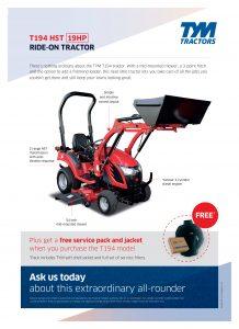 TYM Tractors, stalhameng.co.uk, stalham, norfolk, grass cutting, ride on tractors, norfolk,