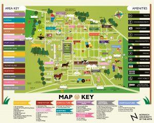 Royal Norfolk Show, Nicholsons, Stalham, Norfolk, Farming, Case IH, JCB