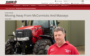 James Chapman, Martham, Case IH, Tractors, Norfolk, Stalham Engineering, Nicholsons