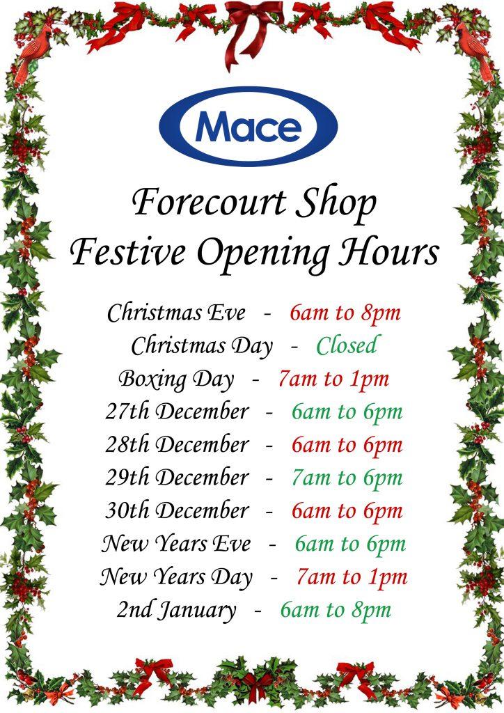 forecourt shop, mace shop, stalham, norwich, norfolk, stalham engineering, fuel